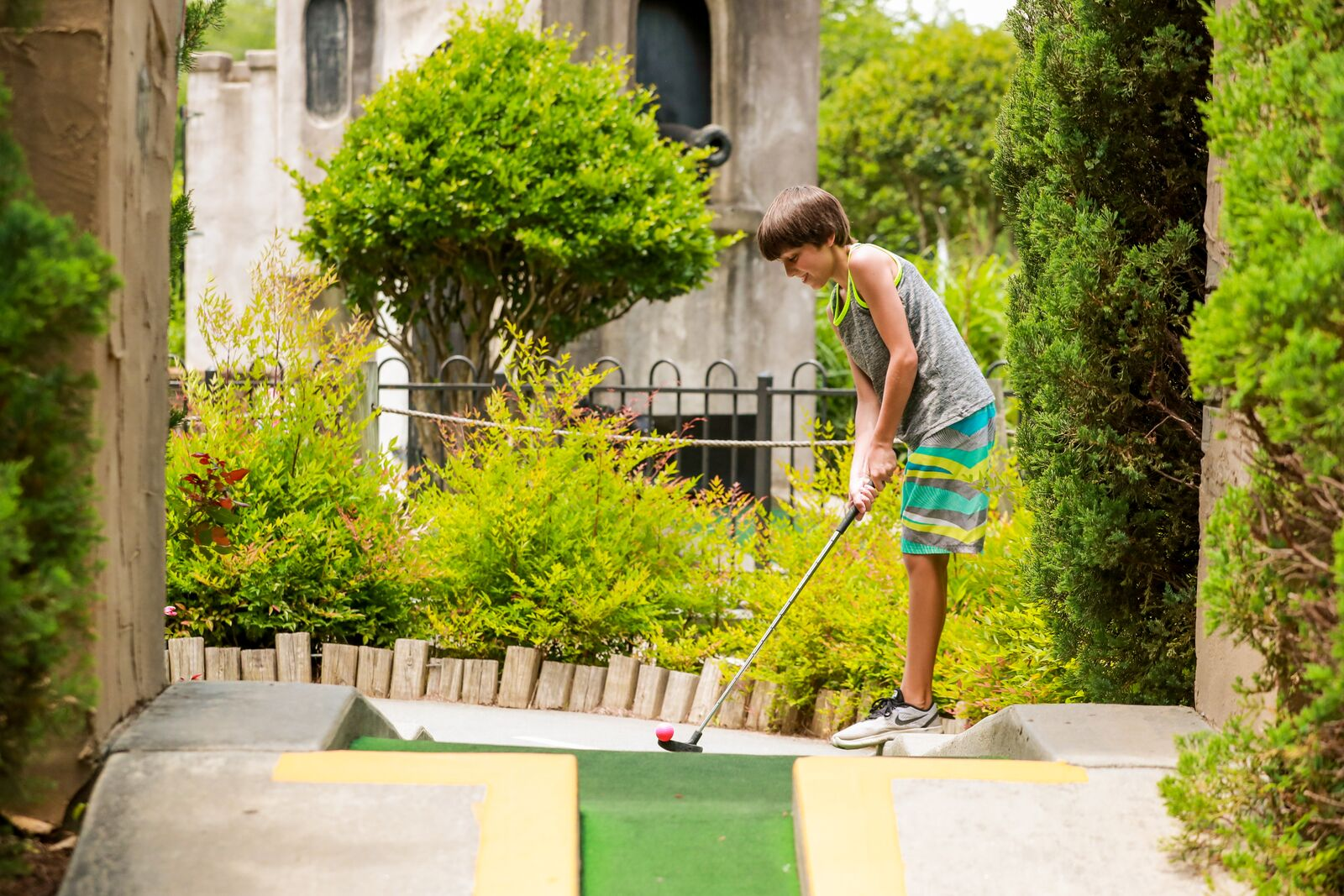 Vista's Best Miniature Golf Course