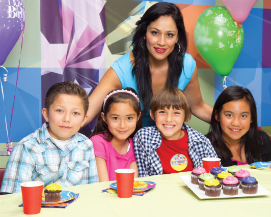 Best Place for Kids Birthday Party in Vista, CA | Boomers Vista