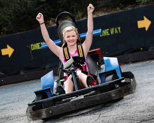 Best Outdoor Go Kart Racing for Kids